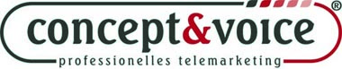 concept & voice – professionelles Telemarketing
